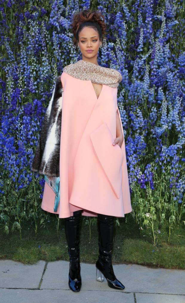 Paris Fashion Week Spring/Summer 2016