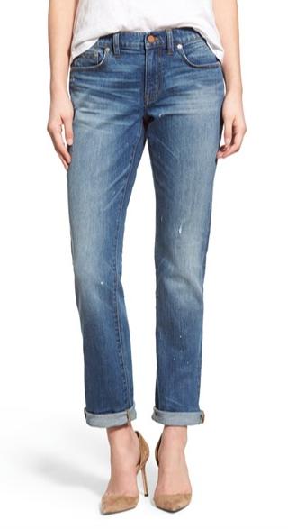 Madewell Slim Boy Jeans